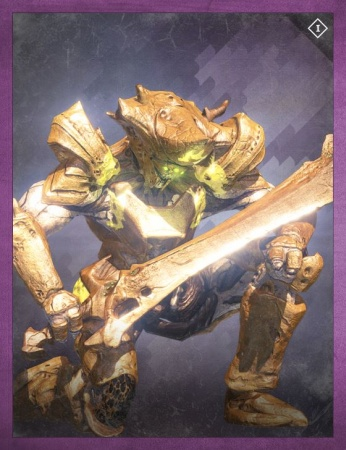 Urzok The Hated Grimoire Card Destiny 1 Wiki