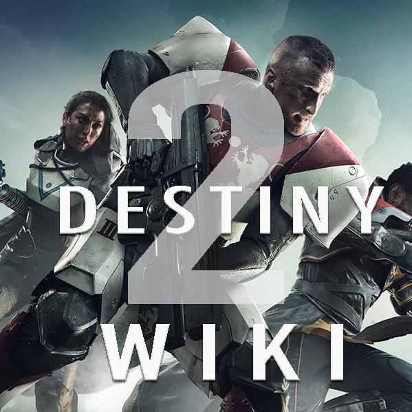 Destiny 2 Wiki Logo